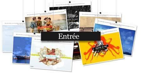 Chanter la Mer | Films interactifs et webdocumentaires | Scoop.it