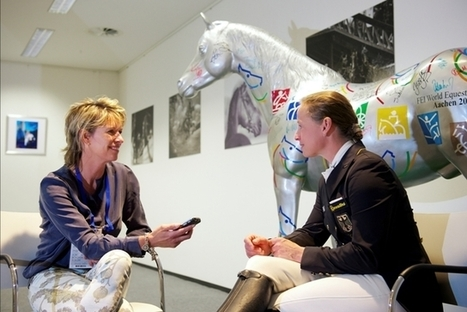 Diva dialogue transcript: Anky and Isabell on ambition, children and development of sport --  Dressuur | Fran Jurga: Equestrian Sport News | Scoop.it