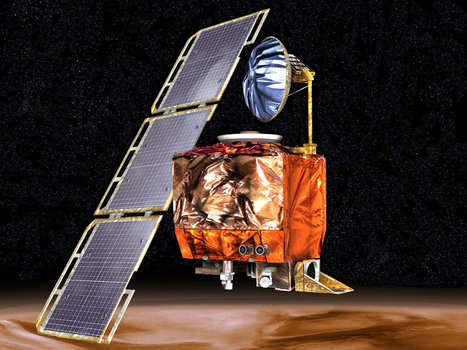 Design Your Own Space Probe | Geographical Inquiry Lessons | Scoop.it