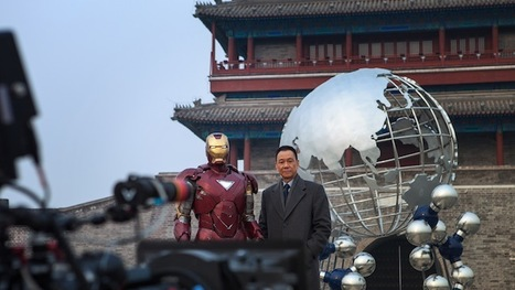 'Iron Man 3' Photo Leak: Chinese Star Wang Xueqi on Set in Beijing | Comic Books | Scoop.it