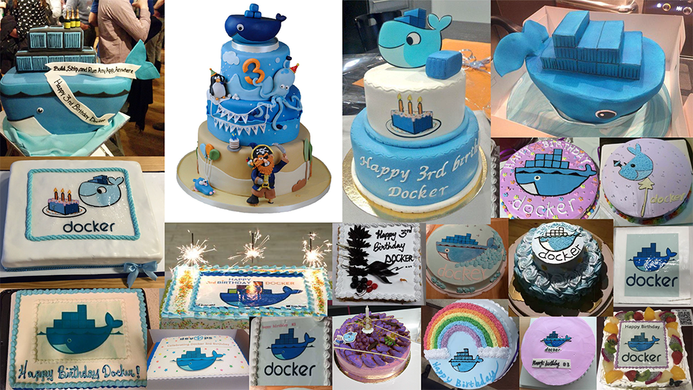 Docker Birthday 3 Thank You Docker Community Docker Blog