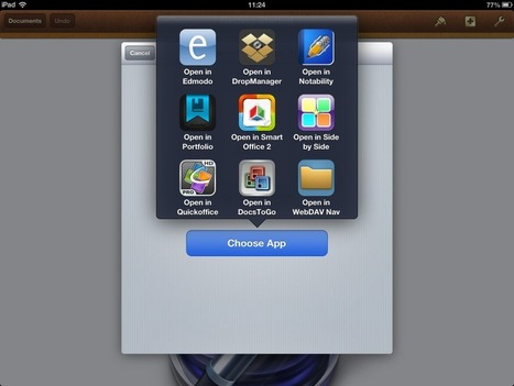 "Edmodo is THE iPad Workflow Solution | ""iPads for learning"" 
