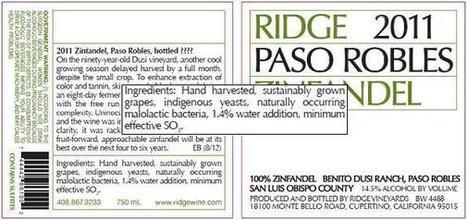 Inside Scoop SF » The missing ingredient in wine | Wine business | Scoop.it