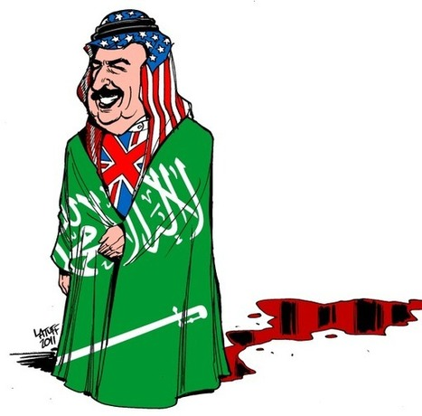 Hamad:  pretend Arab, pretend Muslim!  Actual puppet of the West! | Human Rights and the Will to be free | Scoop.it