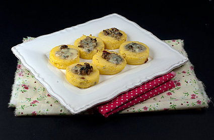 Gnocchi au Roquefort et aux noix à ma façon | The Voice of Cheese | Scoop.it
