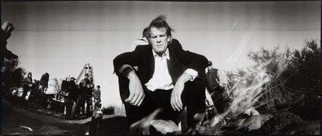 Top 16 des photos de tournages de Jeff Bridges prises pendant ses tournages, quand le dude passe de l'autre coté de l'objectif | Instantanés | Scoop.it