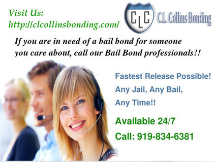 Bail Bonding Company in Raleigh, NC | Raleigh Bail Boding | Scoop.it