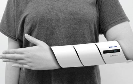 U-Cast - Ultrasono Cast for Fracture | Art, Design & Technology | Scoop.it