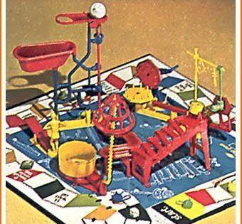 Google utilise encore une Rube Goldberg machine  | TheBuzzBrowser | Buzz-Marketing | Scoop.it