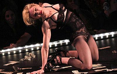 Buzz: Madonna se deshabille pour les sinistrés de Sandy ! (photo) | cotentin webradio Buzz,peoples,news ! | Scoop.it