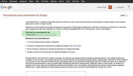 Cómo resolver una penalización de Google | PlanasMedia | Scoop.it