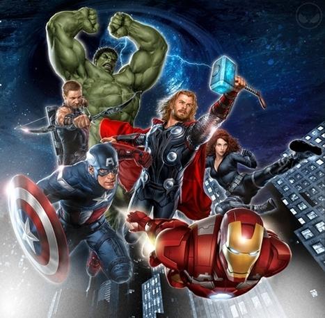 Les Vengeurs au cinéma : liens entre les films | A propos de la bande dessinée | Scoop.it