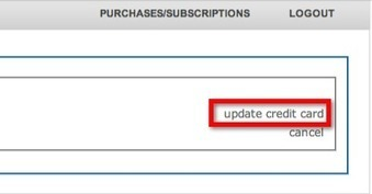 How do I update my credit card expiration date online? | MSN tech Support | Scoop.it