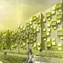 Sustainable Residential Complex / Morfearch | sustainable architecture | Scoop.it