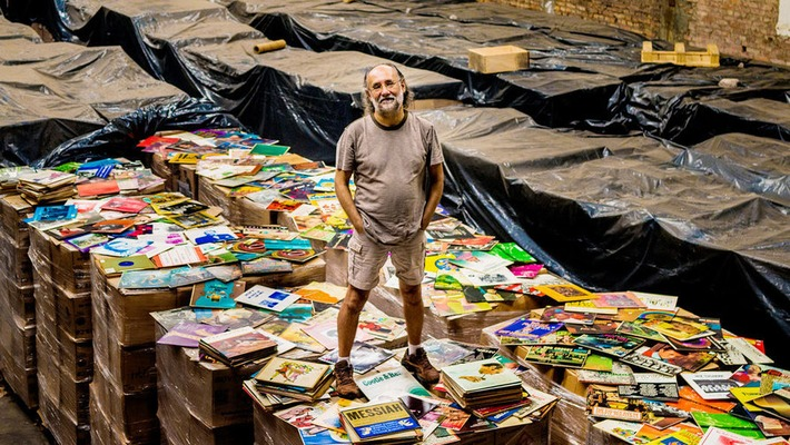 The Brazilian Bus Magnate Who's Buying Up All the World's Vinyl Records | The New York Times | À la une | Scoop.it