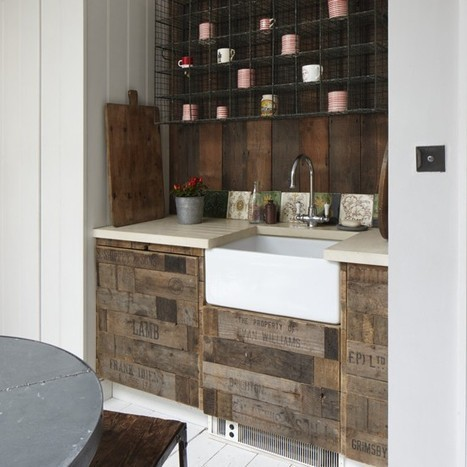 kitchen-dresser-vintage-house-Ideal-Home.jpg (550x550 pixels) | House refurbishment | Scoop.it