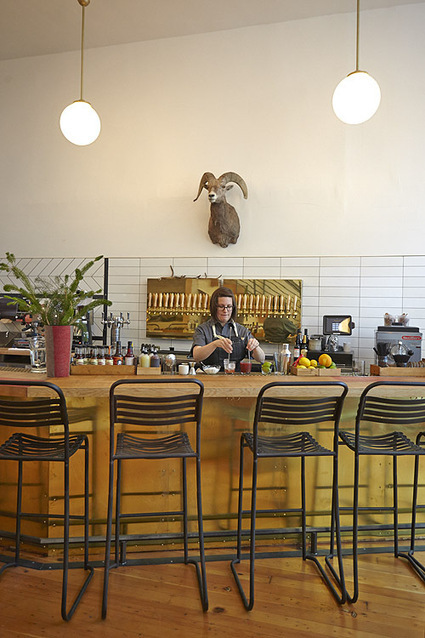 TBD: A San Francisco Restaurant That Celebrates The Seasonal ... | Taxidermy anthropology | Scoop.it