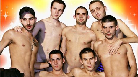 Vidéos des jeunes homos gay et bogoss. Vidéos minets gay Hotcast | CITEBEUR | Scoop.it
