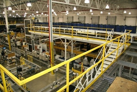 Cantilever Racking Systems: Comparing Standard and Custom-Fabricated Mezzanines | Business | Scoop.it