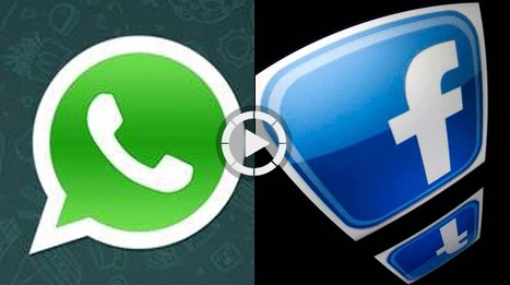 Facebook Agrees To Buy WhatsApp For $19bn | Social media platforms | Scoop.it