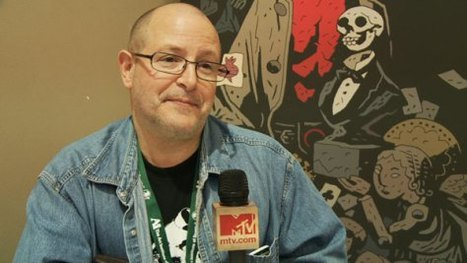 Mike Mignola | Heart is a Lock, Music is the Key | Scoop.it