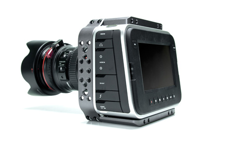 DSLR News Shooter | IBC 2012: Den Lennie talks to DOP John Brawley about the M4/3 Blackmagic Design cinema camera | Cimaginations | Scoop.it