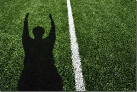 When You Score A Touchdown, Get Off The Field | Mr. Media Training | Public Relations & Social Media Insight | Scoop.it