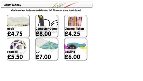 pocket-money | Money Maths | Scoop.it