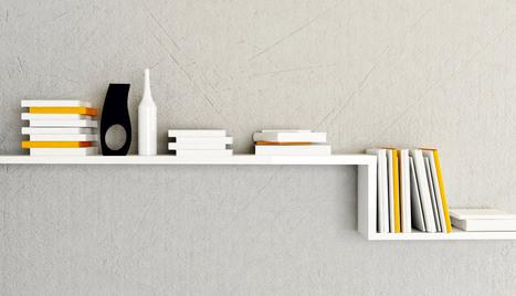 10 Ideas for Original Home Shelving | HSS Tool Hire Blog | DIY | Scoop.it
