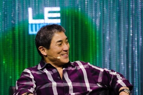 6 Pieces of Advice from Guy Kawasaki for Entrepreneurs | Marketing Education | Scoop.it