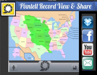 Cool Tools for 21st Century Learners: Pixntell - Create Narrated Photo Slideshows in a Snap | STEM Connections | Scoop.it
