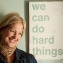 Brené Brown: Leiderschap kan niet zonder kwetsbaarheid | Leiderschap | Scoop.it