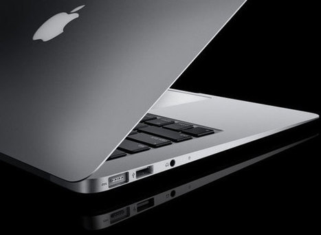 Apple patent envisions wireless charging on convertible laptop - CNET (blog) | WirelessNetworks | Scoop.it
