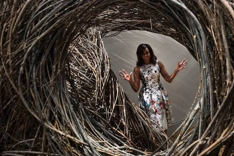 Patrick Dougherty: Shindig | Art Installations, Sculpture, Contemporary Art | Scoop.it
