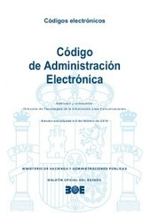 BOE.es - Código de Administración Electrónica : actualizado el 4 de febrero de 2016 | French law for non french-speaking patrons - Legal translation tools | Scoop.it
