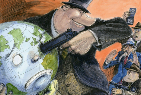 Gangster Bankers: Too Big to Jail | Ethics? Rules? Cheating? | Scoop.it