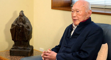 Seek the wisdom of Lee Kuan Yew | GOP & AUSTERITY SUPPORTERS  VS THE PROGRESSION Of The REST OF US | Scoop.it
