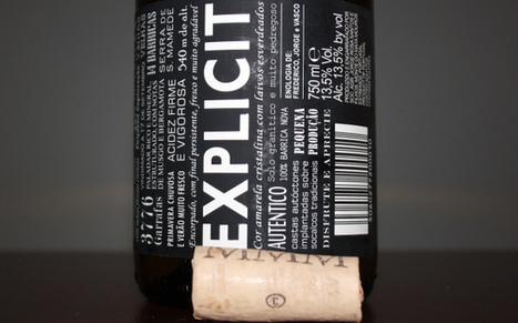 Explicit Branco 2011 | Magna Casta | Wine Lovers | Scoop.it