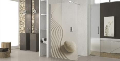 39 salle de bain zen 39 in espace aubade for Aubade carrelage salle de bain