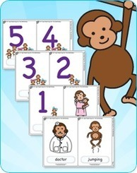 Five Little Monkeys   Just Monkeying Around Storytime   Scoop.it