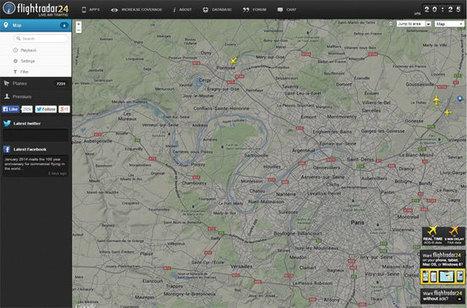 OpenData et Geolocalisation des cartes atypiques   OpenData   Scoop.it