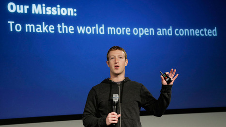 Facebook wants to bring free web access to 100 countries by end of year | Peer2Politics | Scoop.it