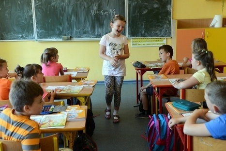 Poland's Grand Experiment in Open-Source Education | Open Textbooks | Scoop.it