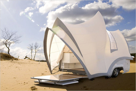 Luxury Camping Solutions By YSIN   SmokingDesigners   Design Love   Scoop.it