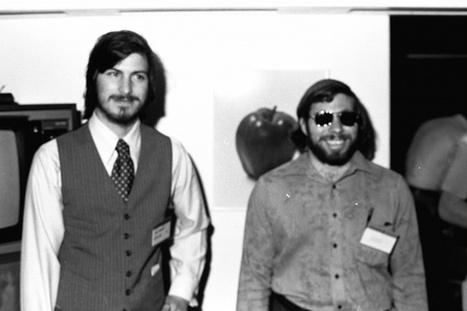 37 Years Ago Today, Steve Jobs & Steve Wozniak Invented Apple | Cult of Mac | My technocorner | Scoop.it
