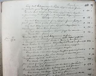 La gazette des ancêtres: 1858 : Adjudication des biens de André Seux | GenealoNet | Scoop.it