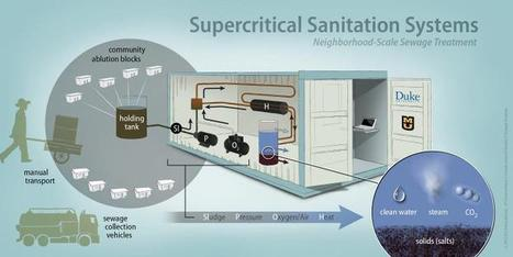 Duke Researchers Design Toilet That Turns Waste Into Drinking Water - WUNC | Sanitation | Scoop.it