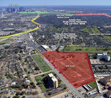 Oak Cliff's Colorado Place development site bought for large apartment community | Texas Lots and Land | Scoop.it