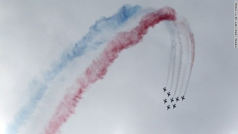 Paris Airshow 2013: On your marks, jet set, go! | Travel News | Scoop.it