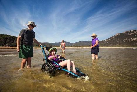 Accessible Melbourne: top 10 highlights for travellers with special needs - Lonely Planet | Accessible Tourism | Scoop.it